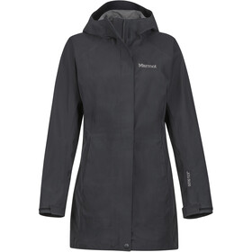 Marmot Essential Jakke Damer, black